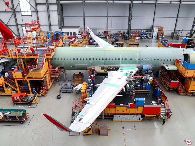 Bild zu Airbus