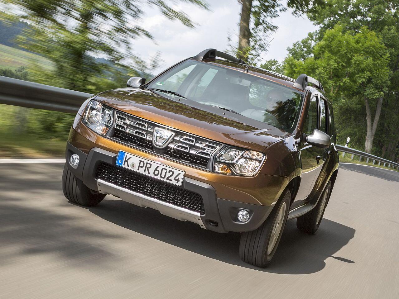 Bild zu Top: Dacia