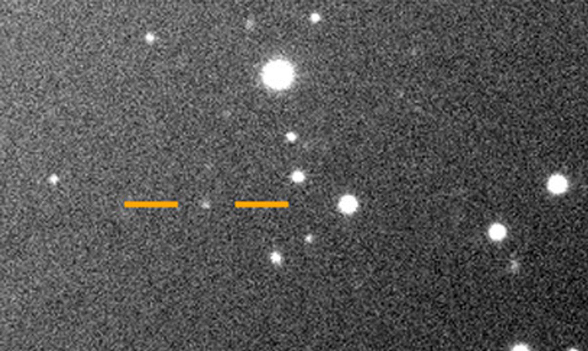 Bild zu Forscher entdecken zwölf neue Jupiter-Monde