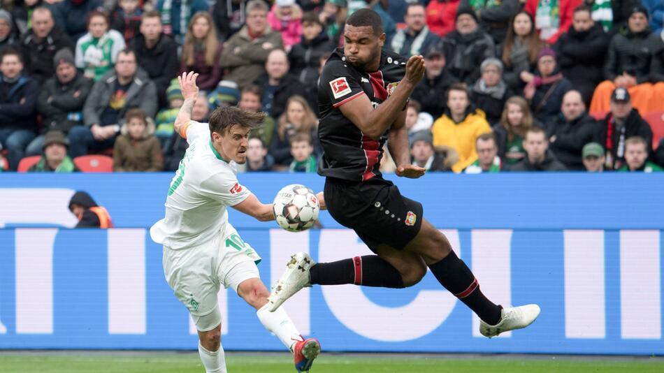 Bayer Leverkusen - SV Werder Bremen