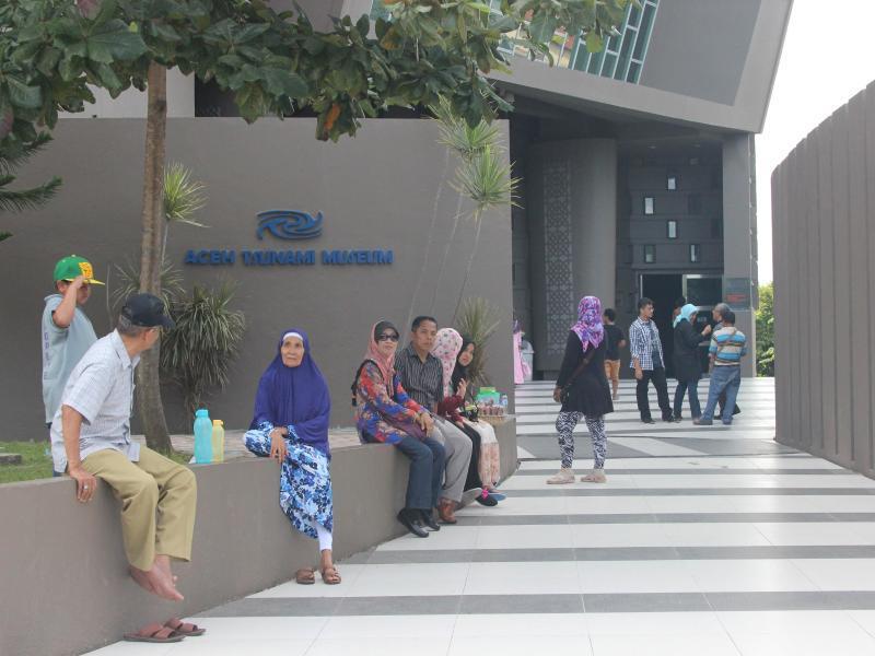 Bild zu Tsunami-Museum in Banda Aceh
