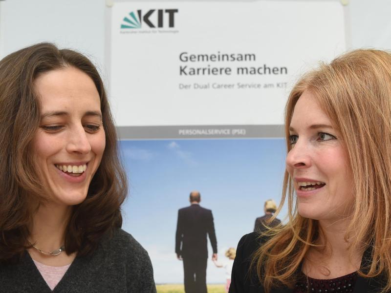 Bild zu Dual Career Service am Karlsruher Institut für Technologie