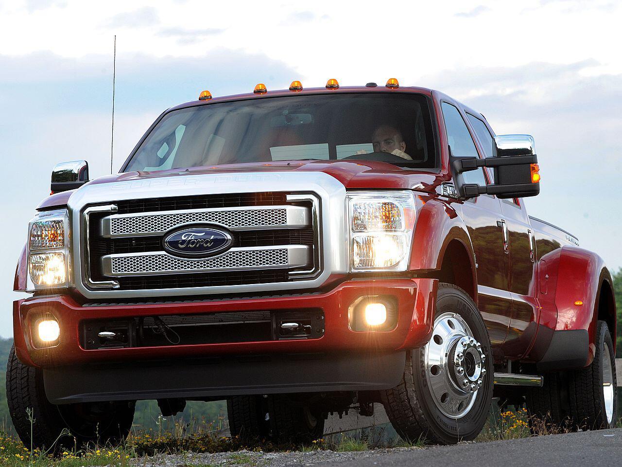 Bild zu Ford F-450 Super Duty