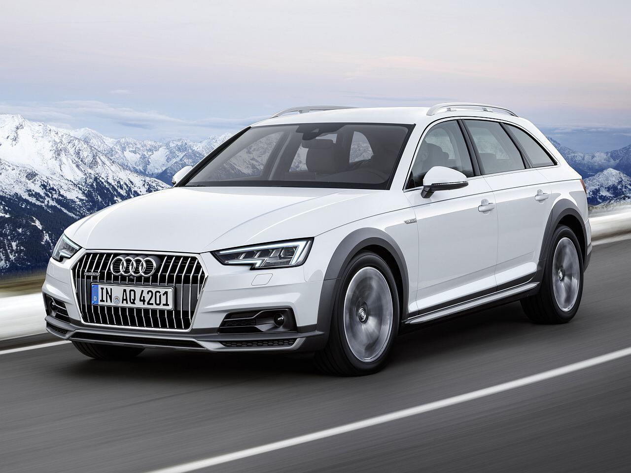 Bild zu Platz 2 Mittelklasse: Audi A4/S4/RS4
