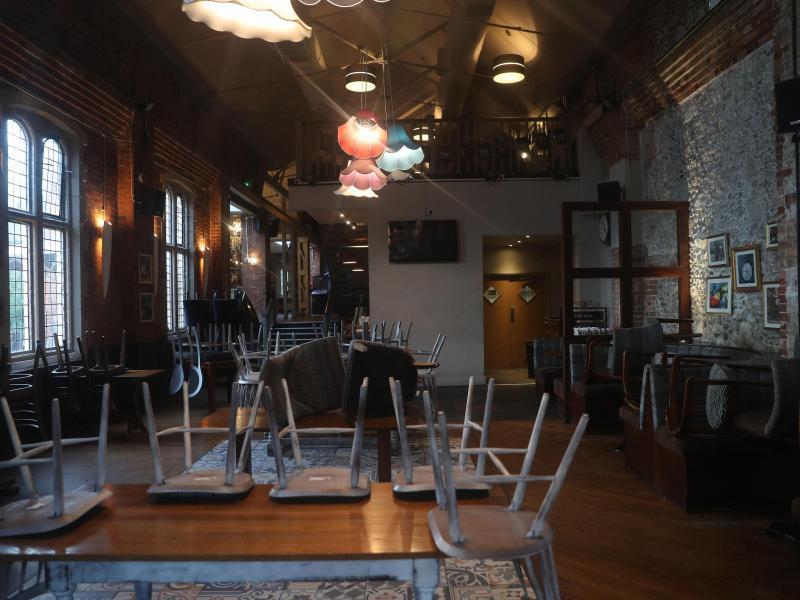 Bild zu The Mill Pub