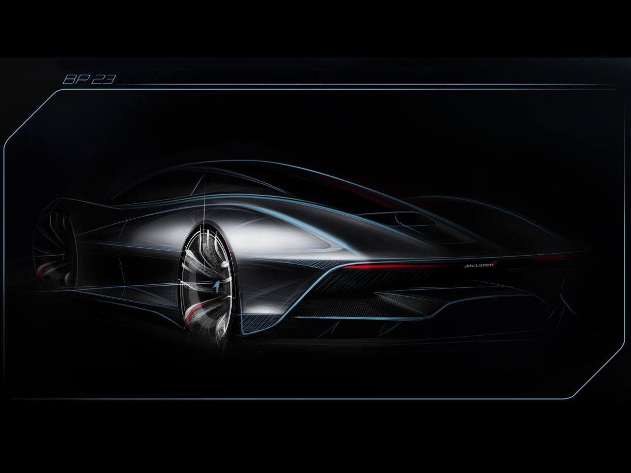 Bild zu McLaren Hyper-GT
