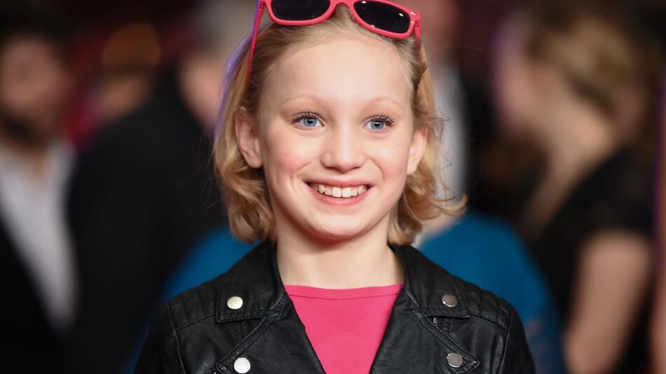 Nominierungen Golden Globes 2021 - Helena Zengel