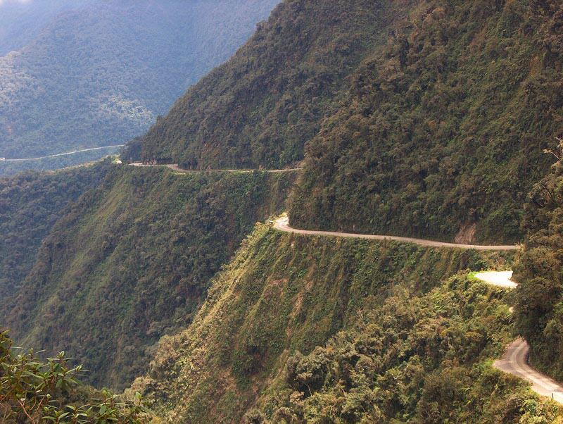 Bild zu North Yungas Road