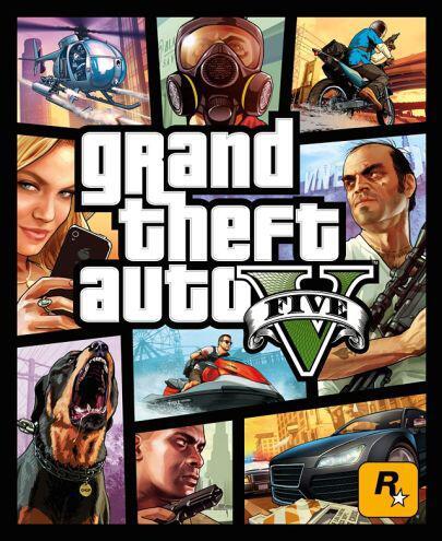 """Bild zu """"GTA 5""""-Cover"""