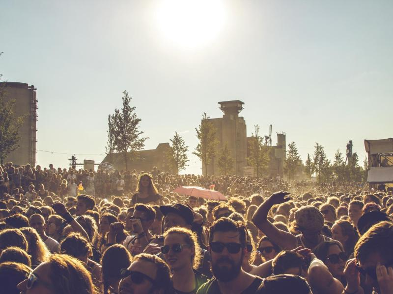 Bild zu Dockville Festival