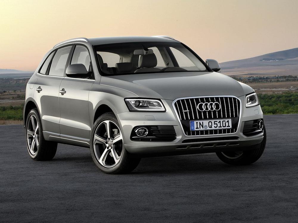 Bild zu Platz 8: Audi Q5