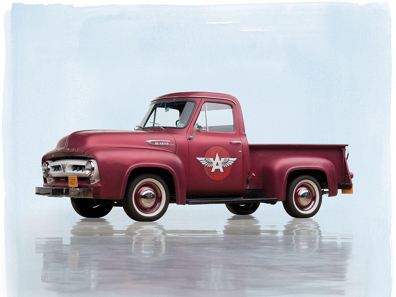 Bild zu Mercury M100 Pickup von 1953