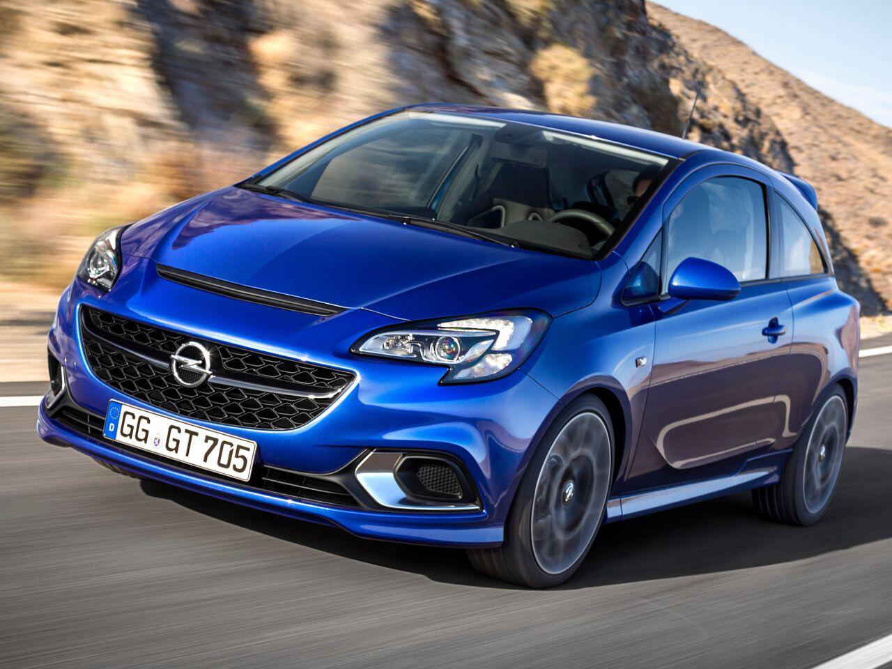 Bild zu Platz 5: Opel Corsa OPC