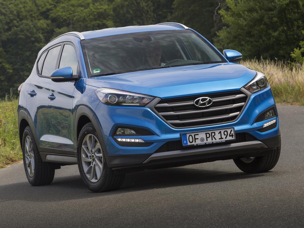Bild zu Top: Hyundai