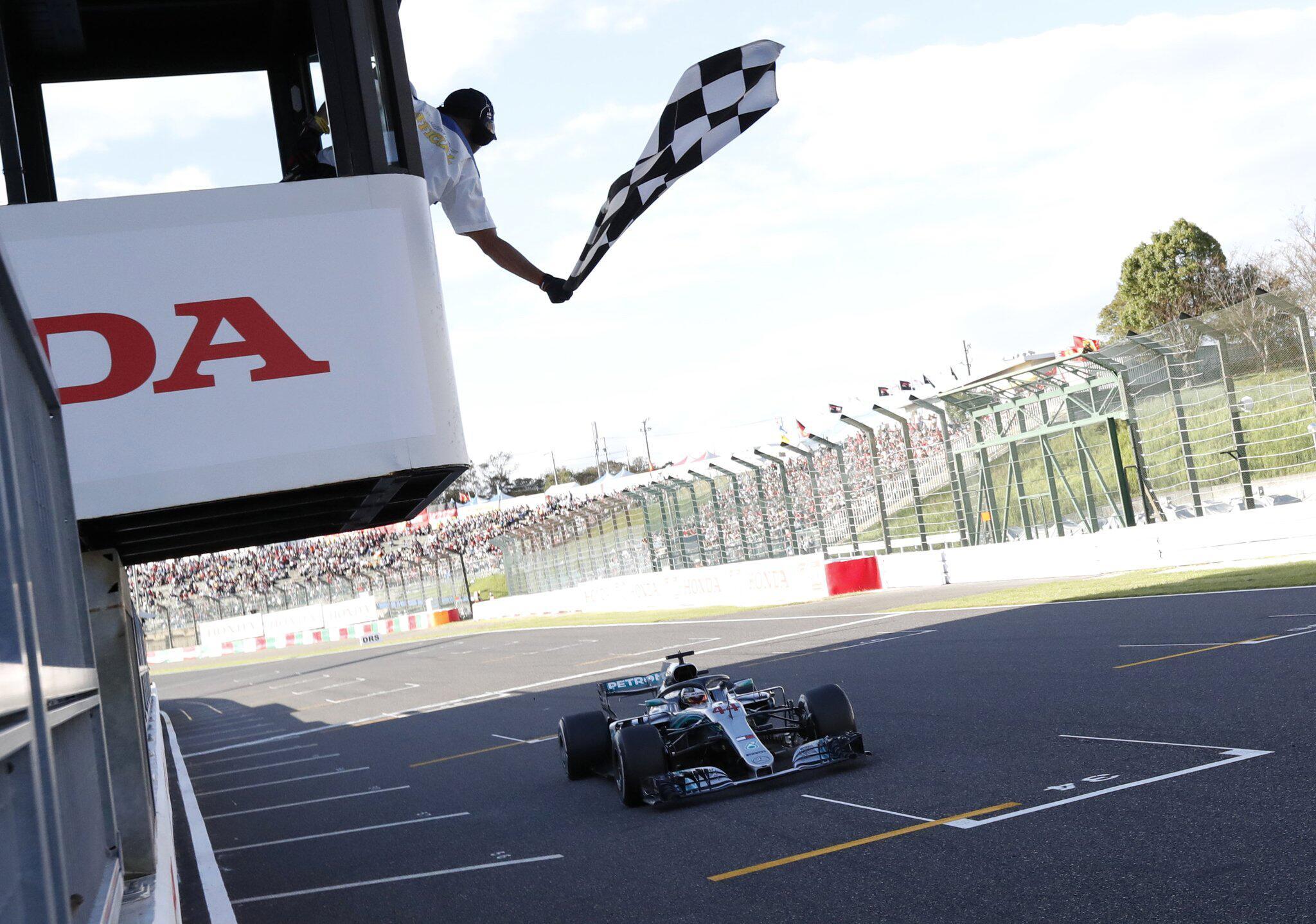 Bild zu Formel 1 - Großer Preis von Japan