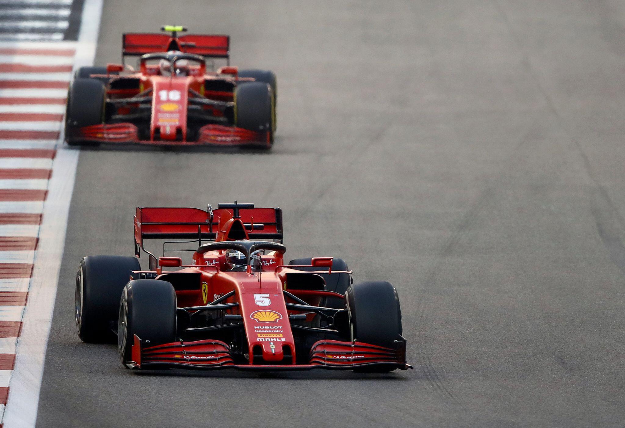 Bild zu Grand Prix von Abu Dhabi