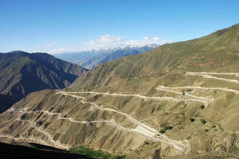 Bild zu Sichuan-Tibet Highway