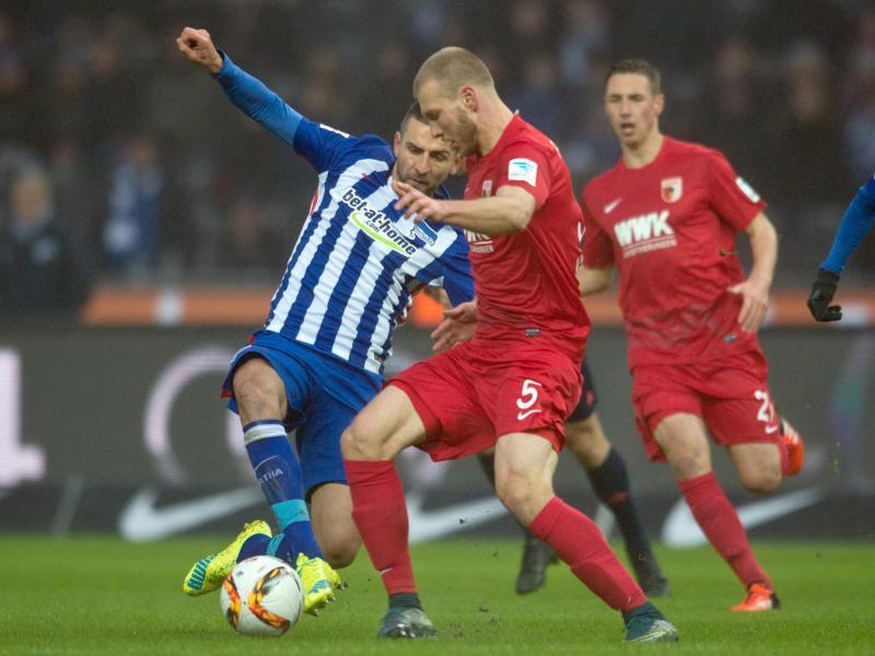 Bild zu Hertha BSC - FC Augsburg