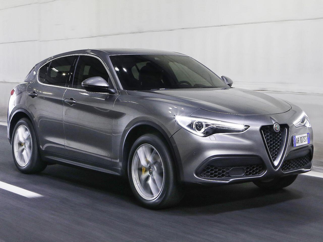 Bild zu Top: Alfa Romeo