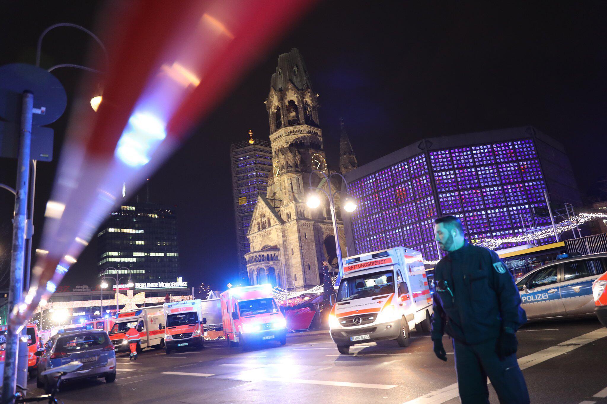 Bild zu Berlin, Breitscheidplatz, Terror