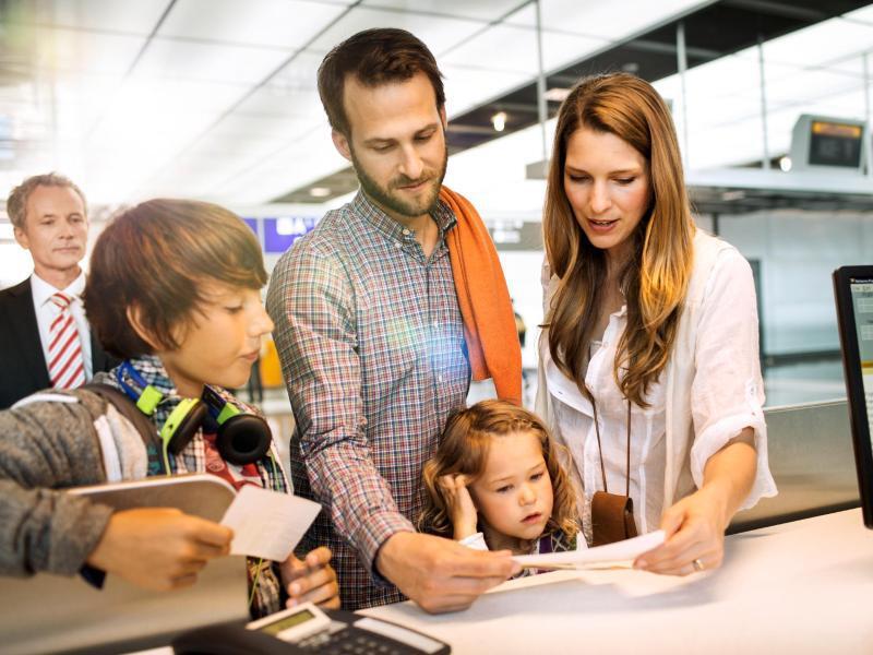 Bild zu Boarding für Familien