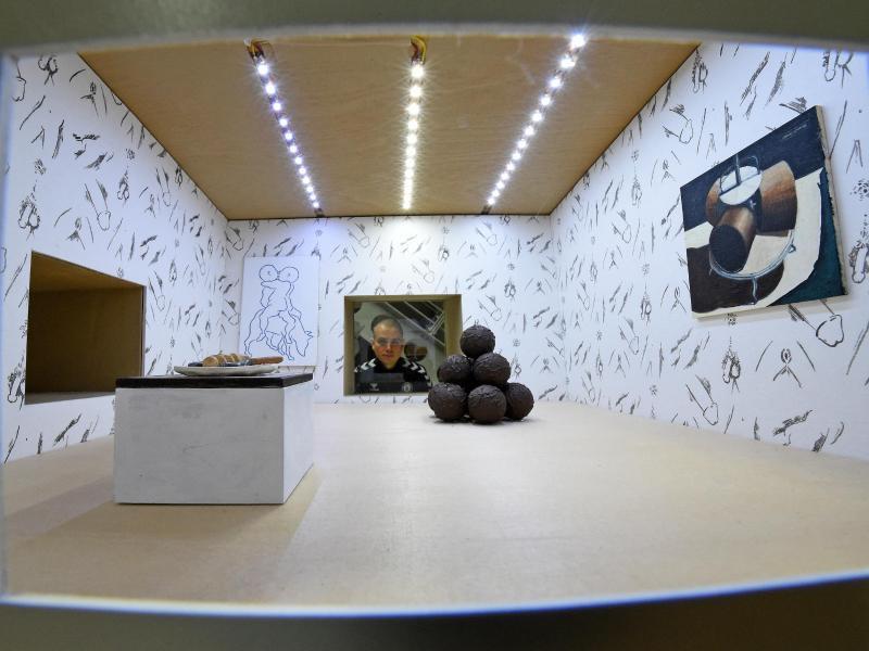Bild zu Kunsthalle Marcel Duchamp