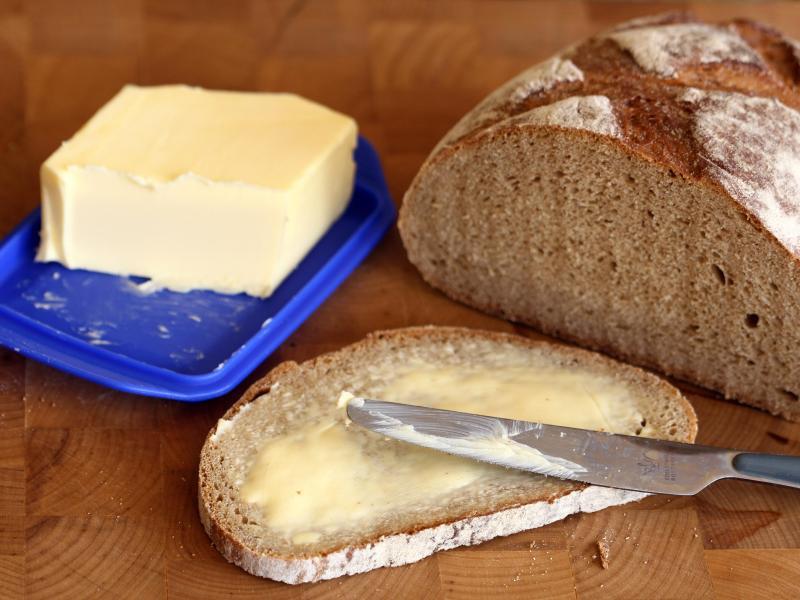 Bild zu Butter so teuer wie nie