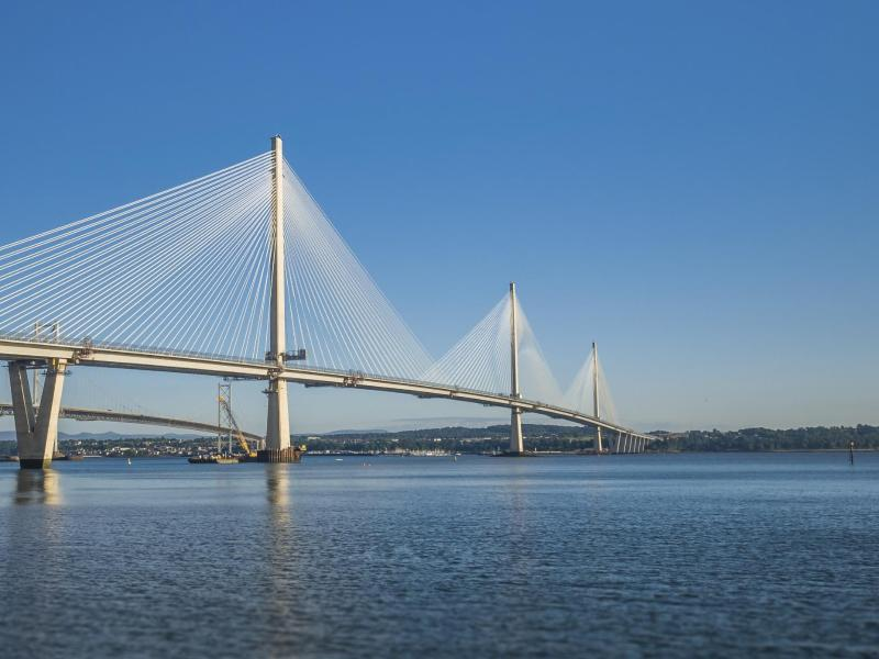 Bild zu Queensferry Crossing