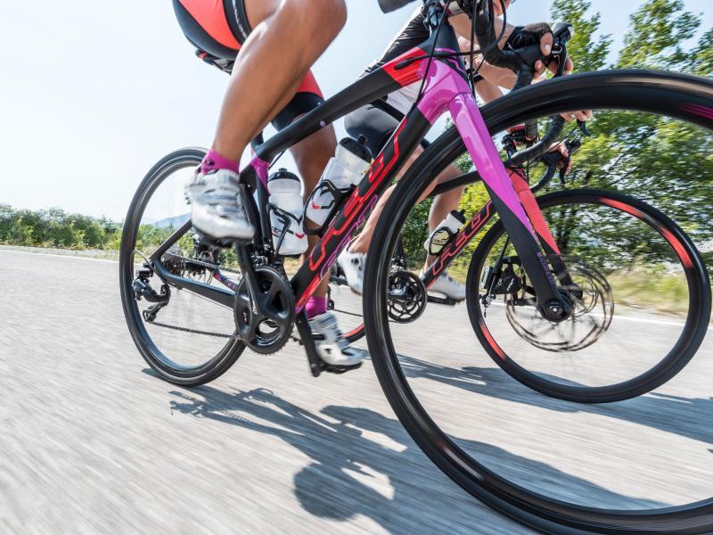 Bild zu Feste Bindung zum Pedal