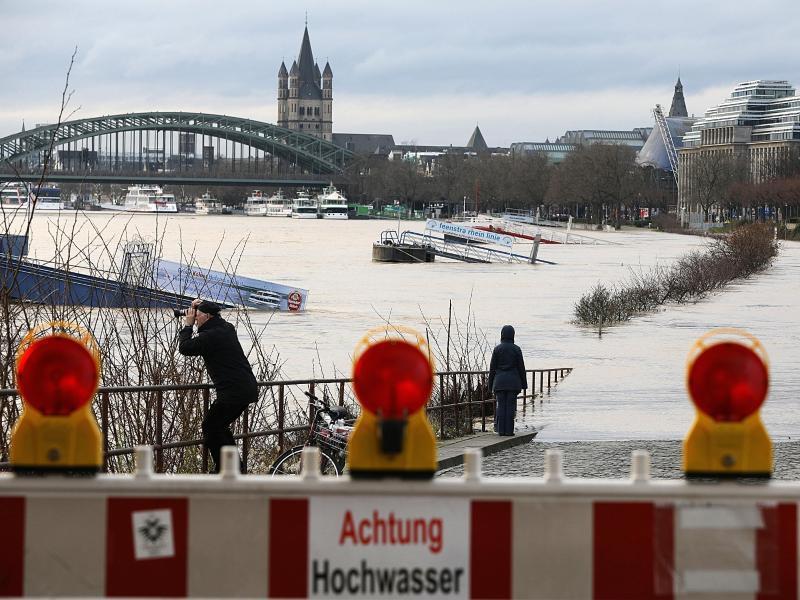 Bild zu Uferstraße in Köln