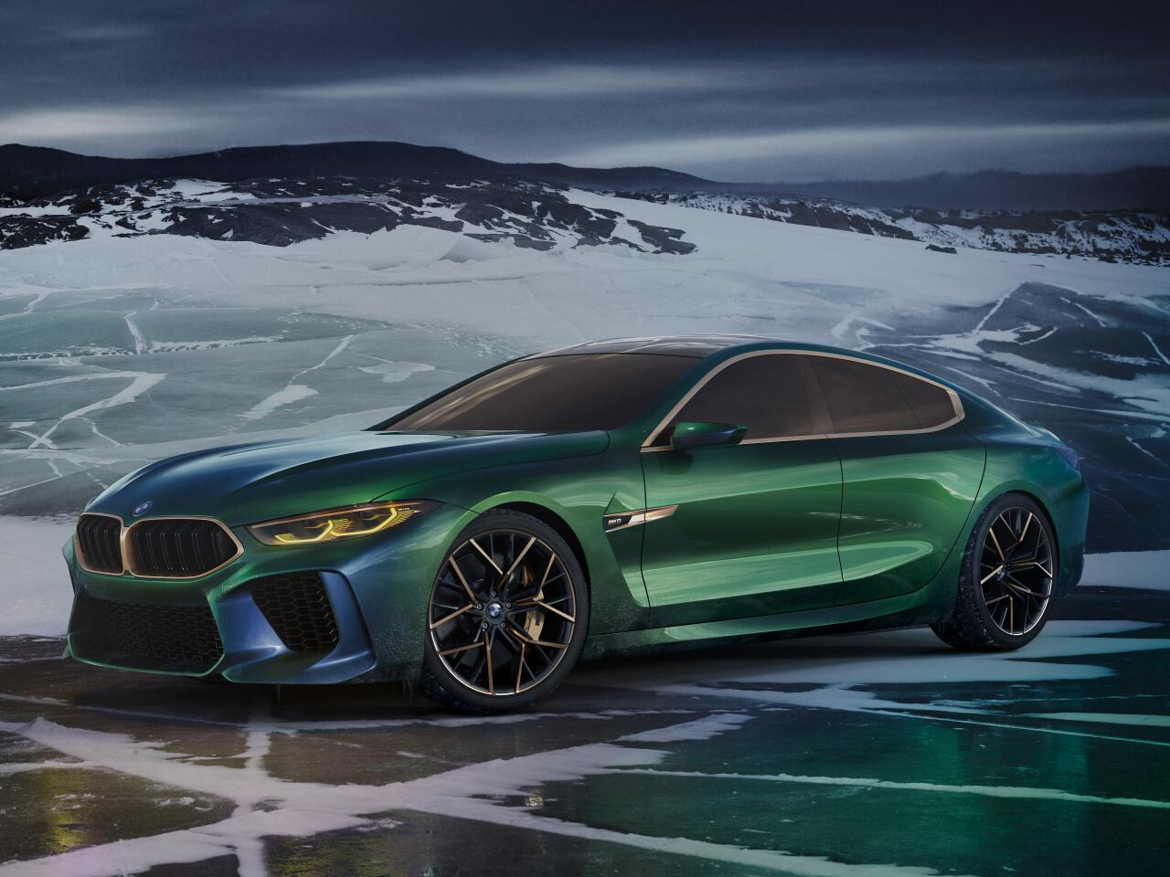 Bild zu BMW 8er Gran Coupe