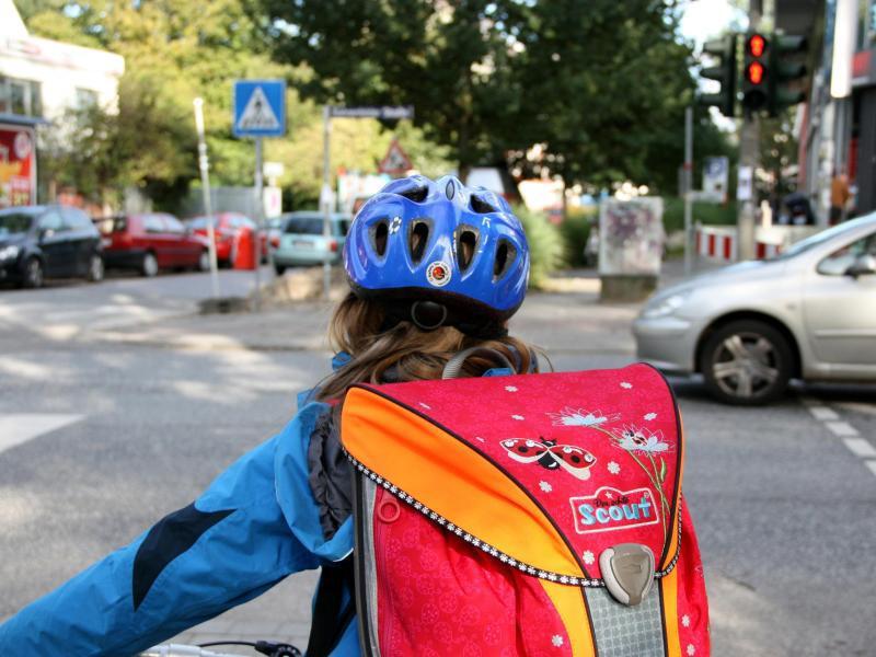 Bild zu Sicherheit beim Radfahren