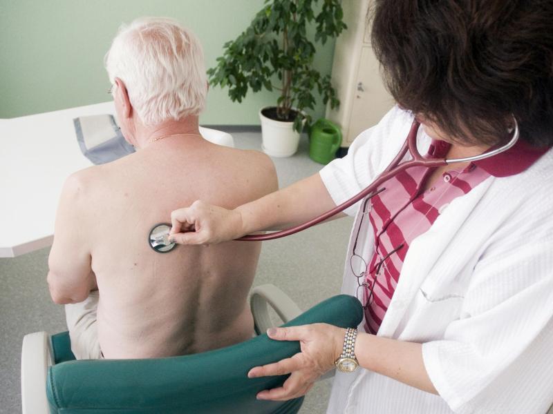 Bild zu Lungenkrankheit COPD