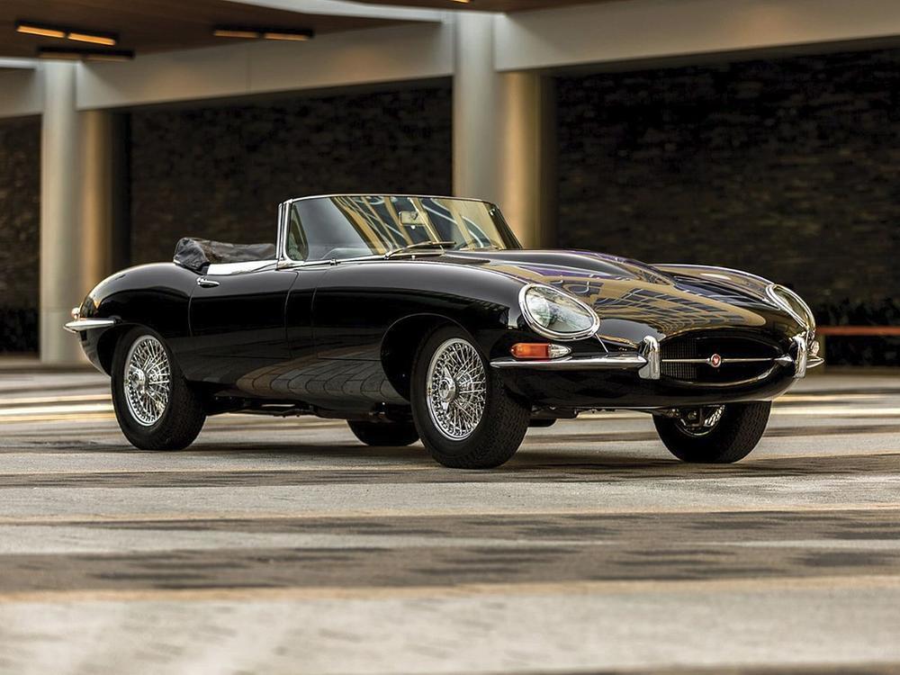 Bild zu 1966 Jaguar E-Type Series 1 4.2-Litre Roadster