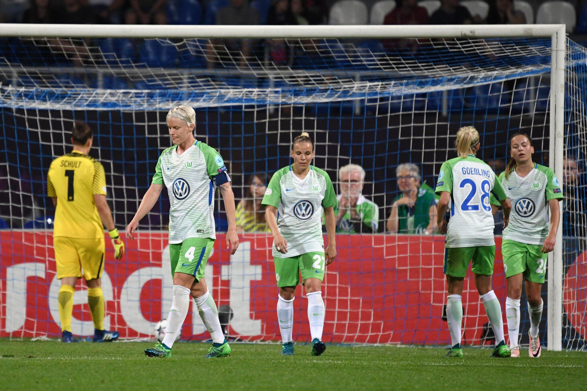 Bild zu VfL Wolfsburg - Olympique Lyon