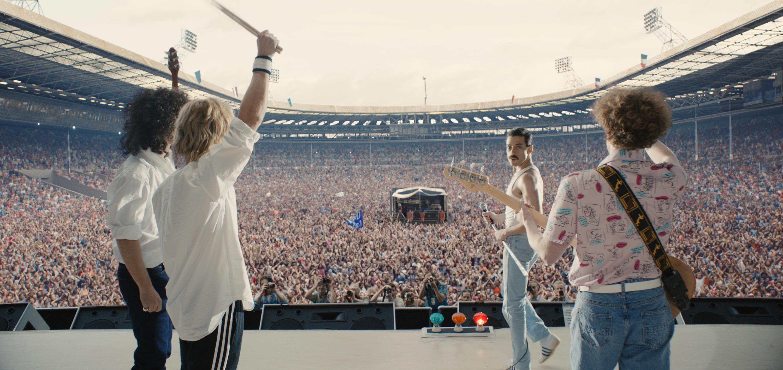 Bild zu Bohemian Rhapsody, Live Aid