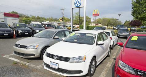 US-Zölle könnten deutsche Auto-Exporte fast halbieren