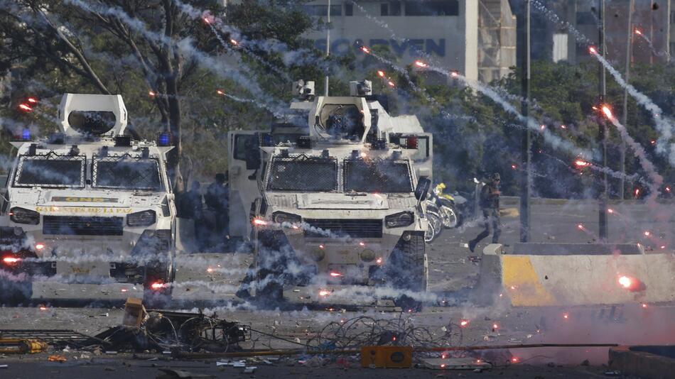 Krise in Venezuela