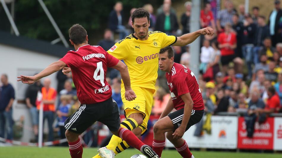 FC Schweinberg - Borussia Dortmund