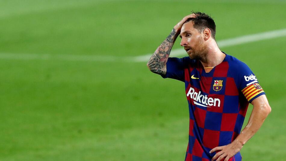 Spanische Medien: Messi kommt nicht zum ersten Barça-Training