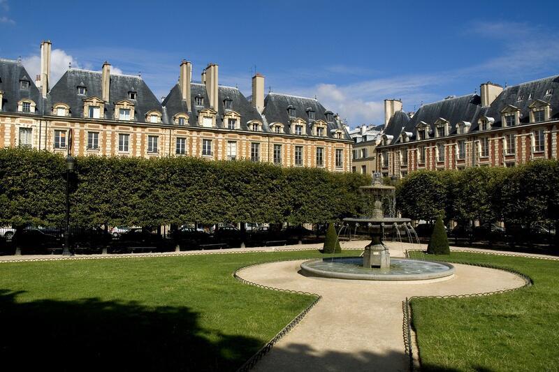 Bild zu Pavillon De La Reine / Paris