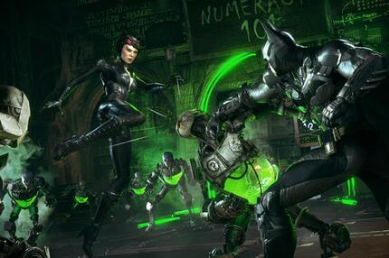 Batman: Arkham Knight
