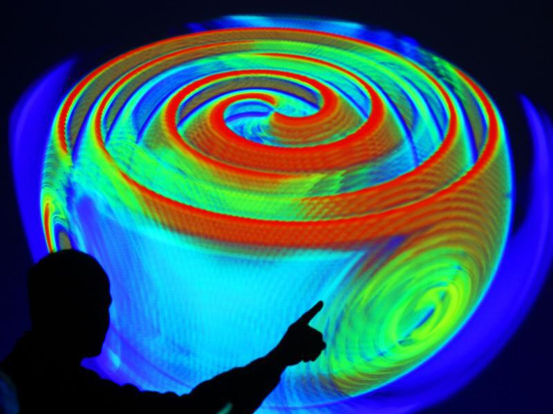 Bild zu Gravitationswellen