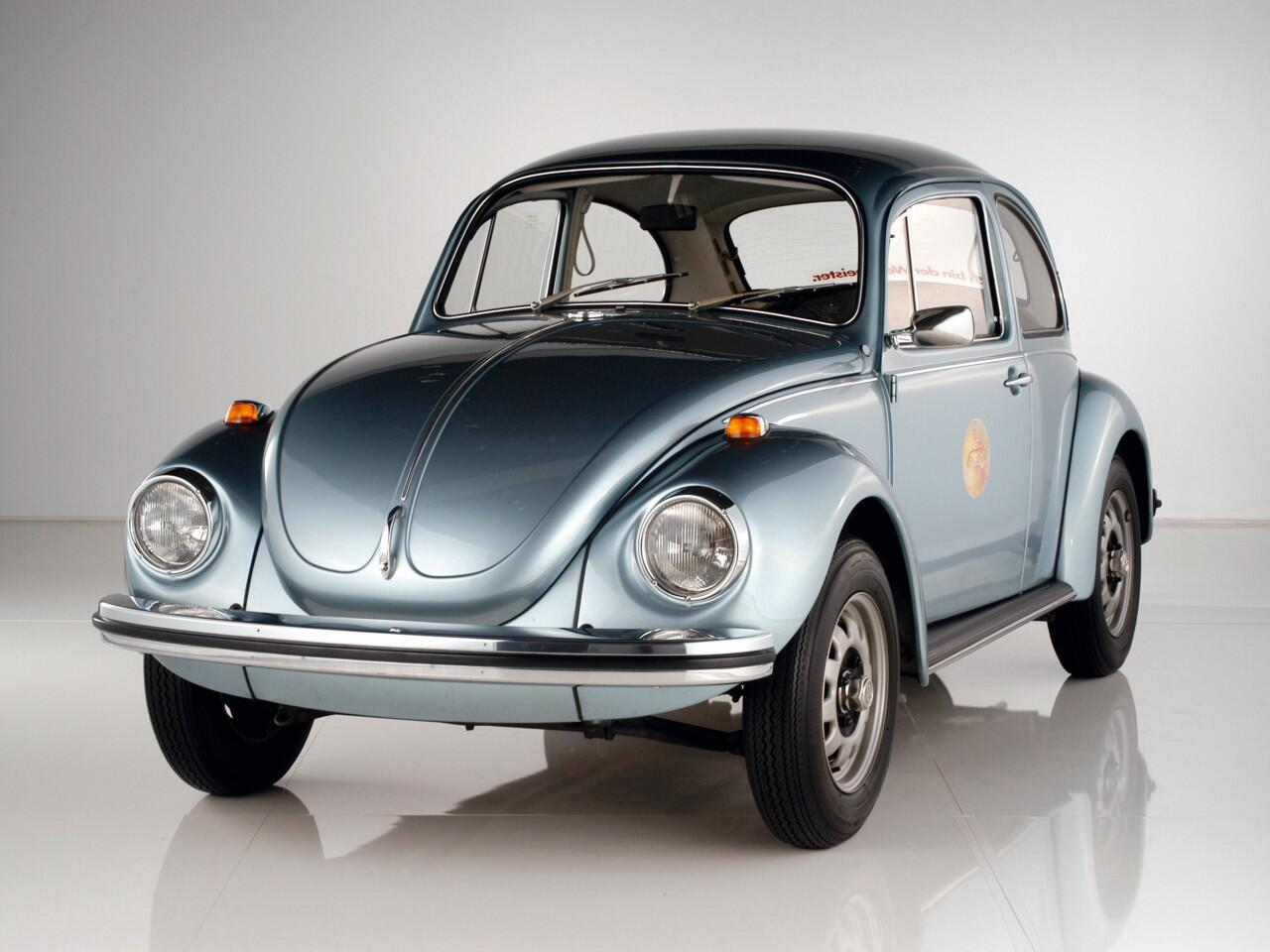 Bild zu Das Kultauto schlechthin: Der millionenfach verkaufte VW Käfer