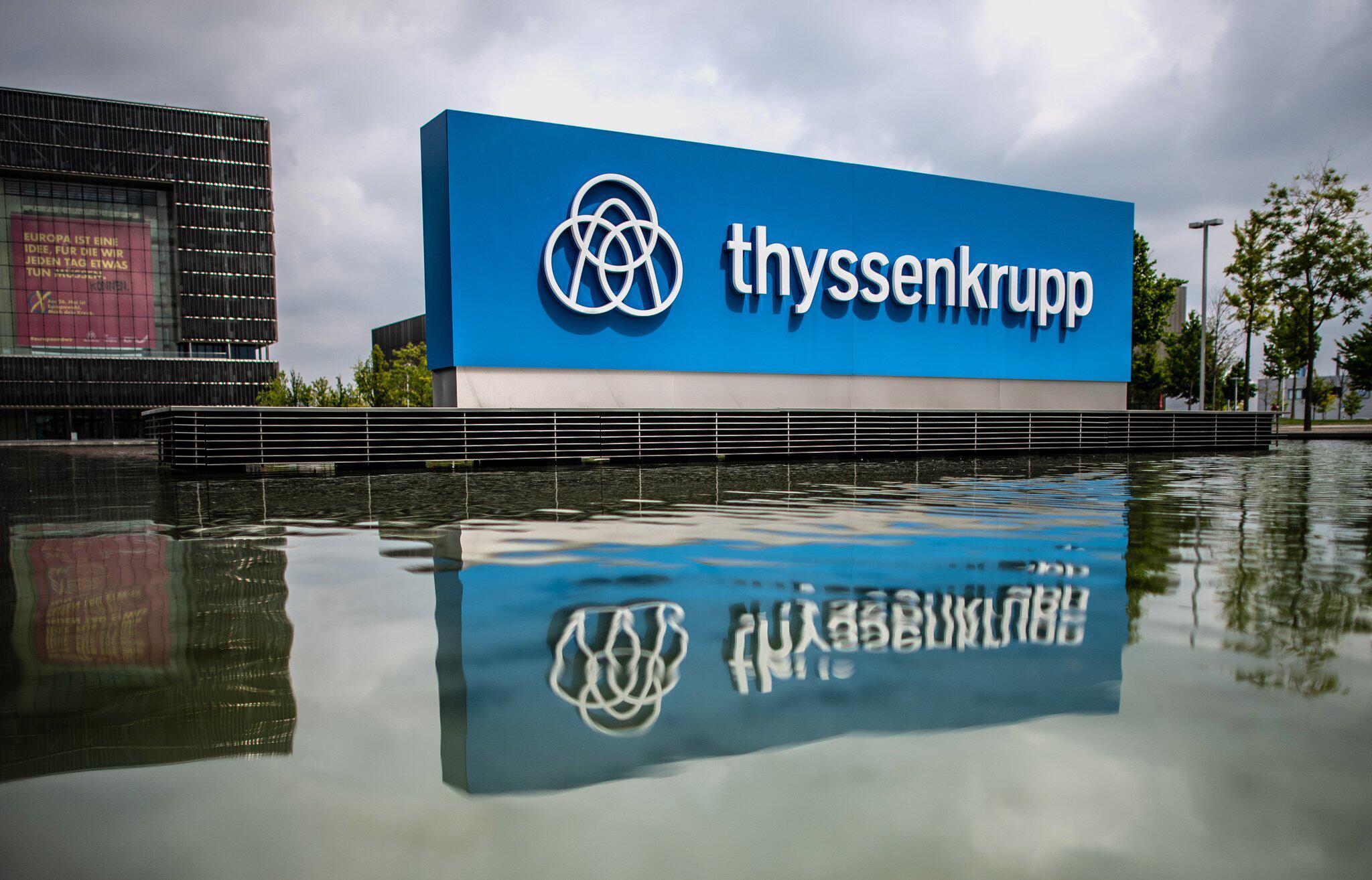 Bild zu Thyssenkrupp