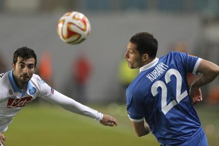 SSC Neapel - Dynamo Moskau