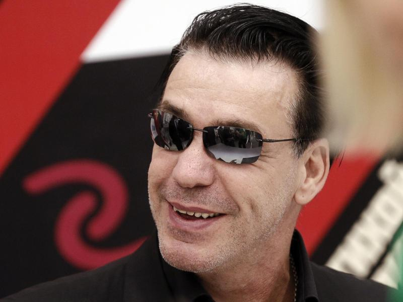 Bild zu Rammstein-Sänger Lindemann