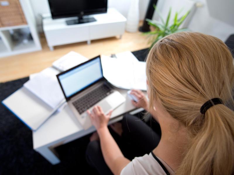 Bild zu Mobile Computerarbeit