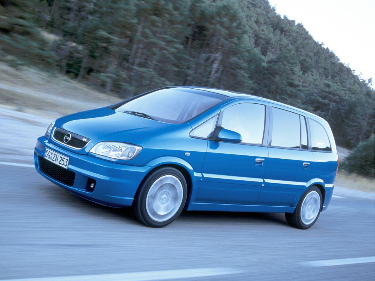 Bild zu Opel Zafira A