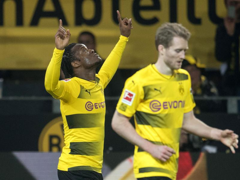 Bild zu Borussia Dortmund - Eintracht Frankfurt